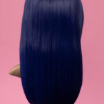 Alina blauw – achteraanzicht