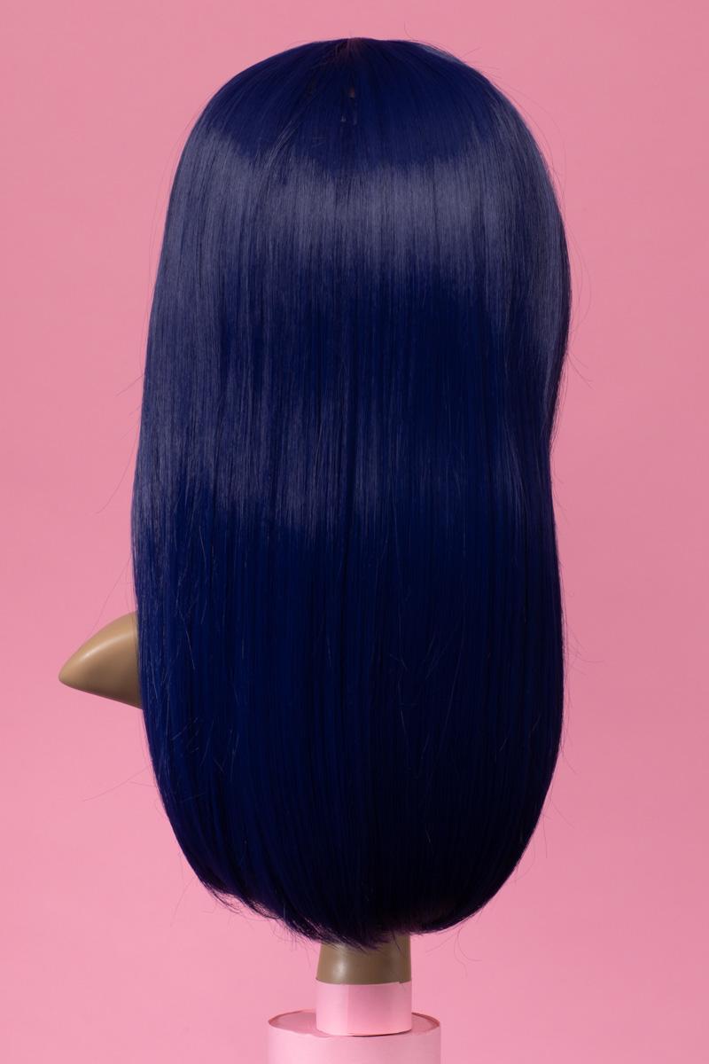 Alina blauw - achteraanzicht