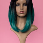 Christie Ombre Green-0