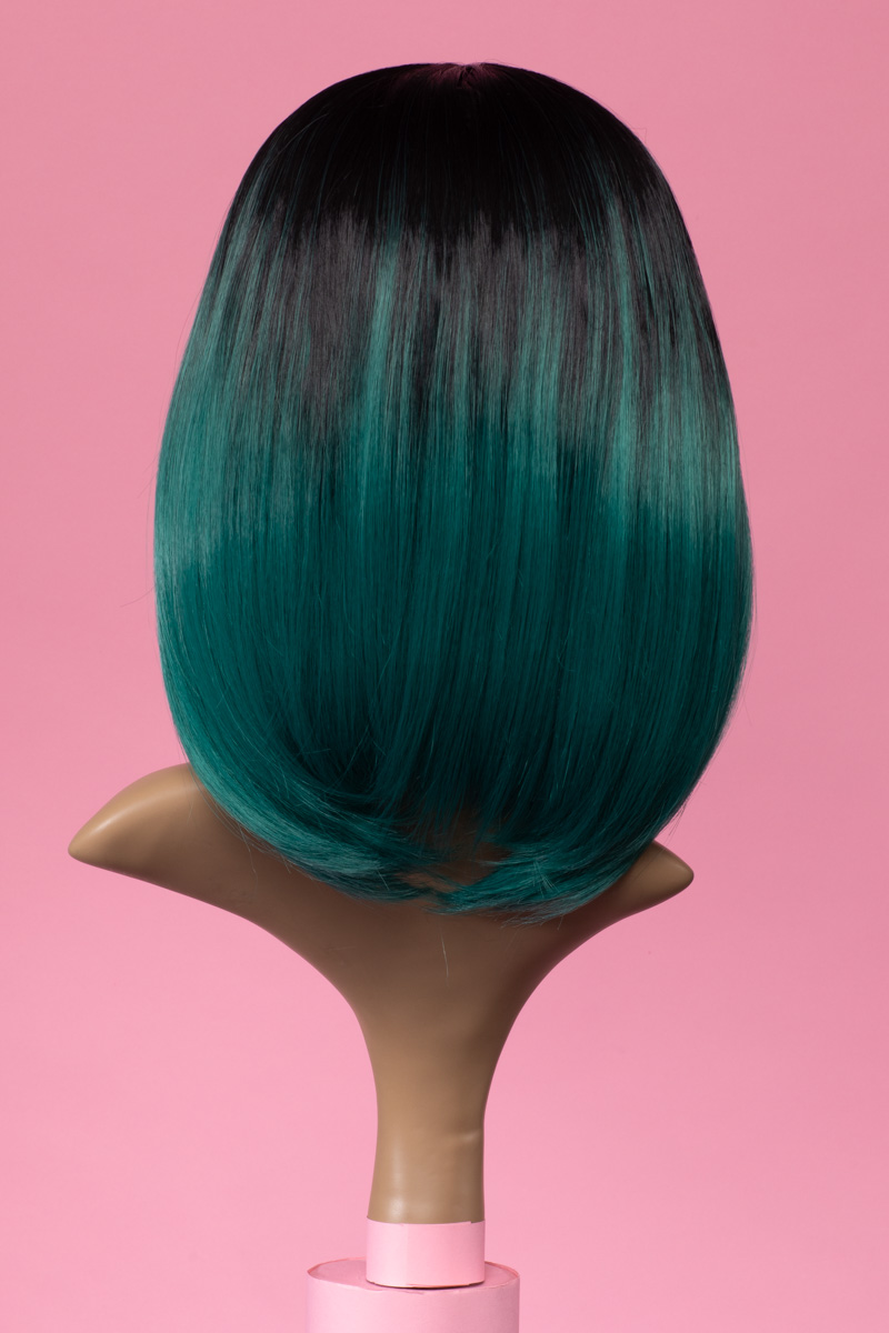 Christie Ombre Green-4942