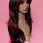 Gemma Black Red 131Y-5078