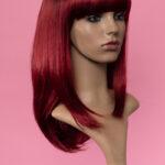 Lia Ombre Red 39-5197