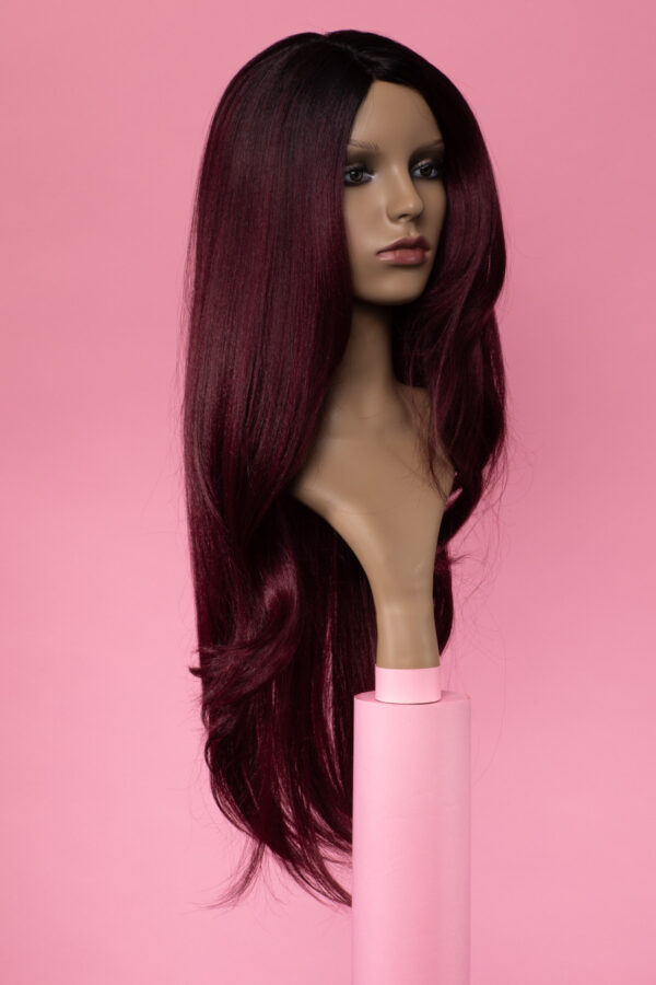 Lilith Ombre Red-5209