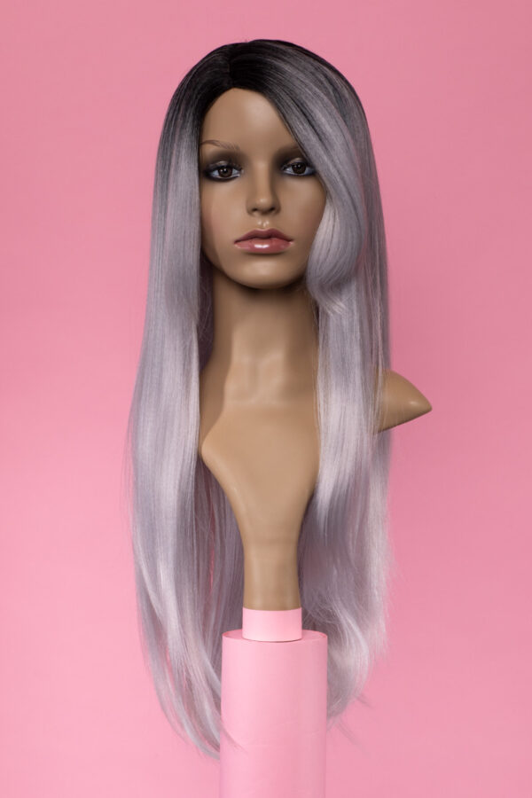 Lilith Ombre Zilver-0