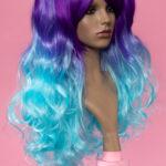 Lorelai Turquoise Purple T2410 / TF2513-5232