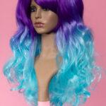 Lorelai Turquoise Purple T2410 / TF2513-5233