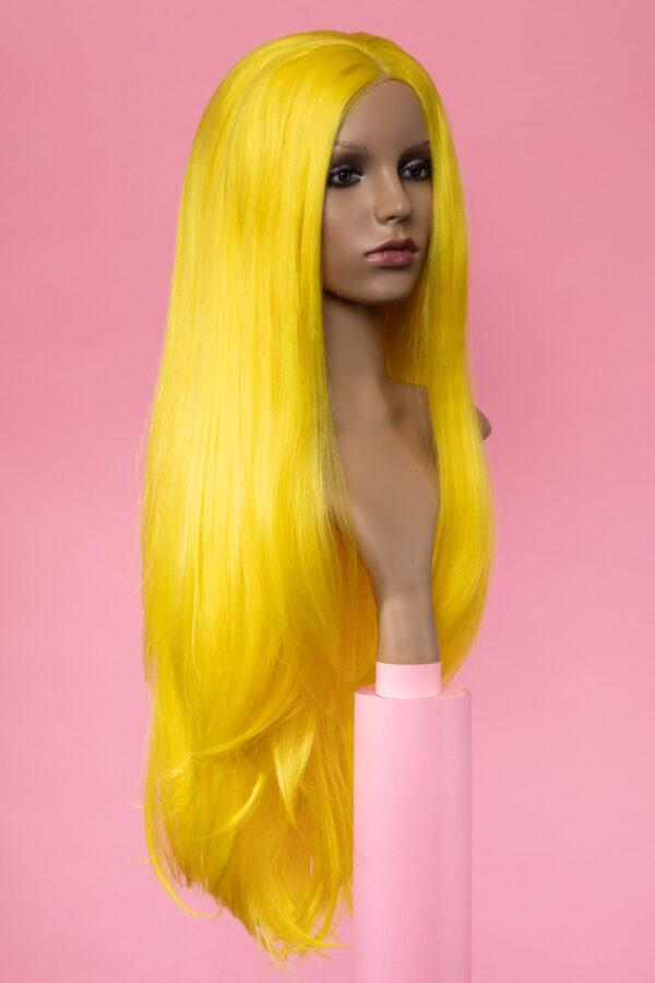 Skye Lace Yellow-5505