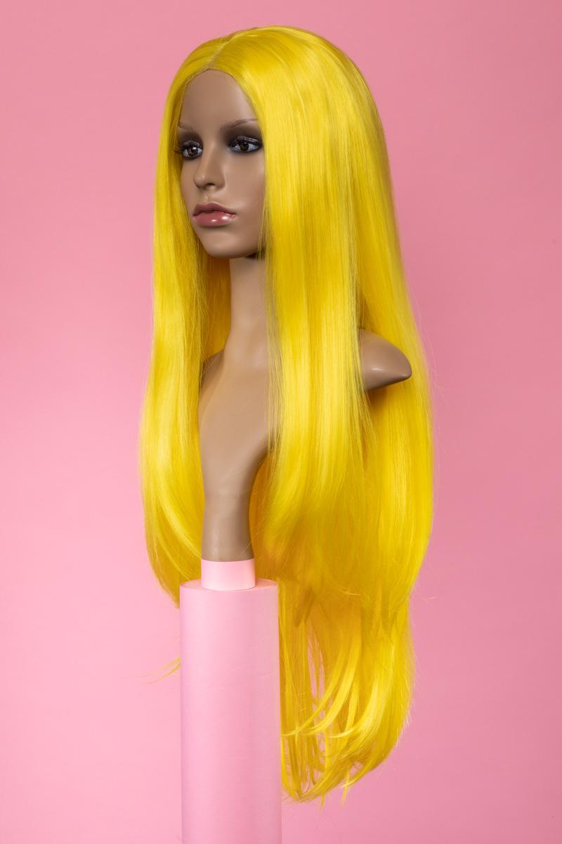 Skye Lace Yellow-5506